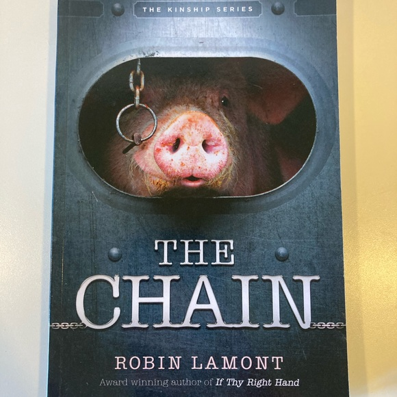 The Chain - The Kinship Series 🐖🐷🐽 🟢3 for $18